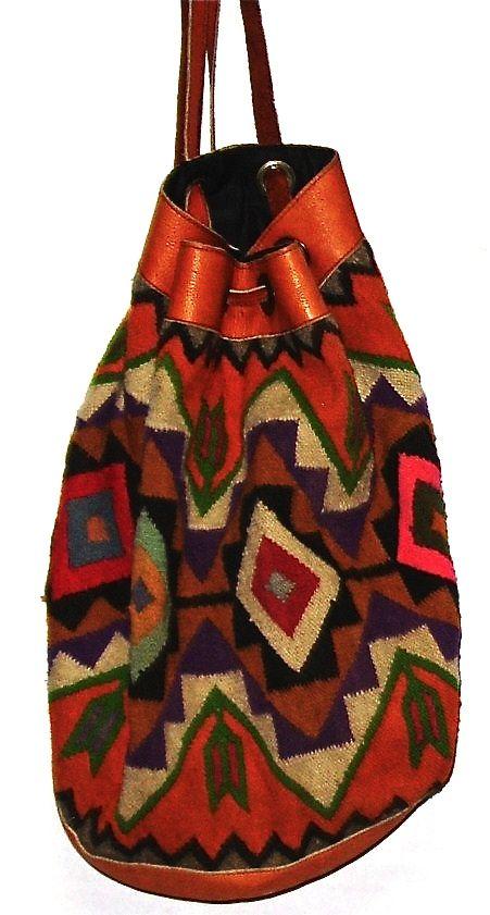 Aztec bag