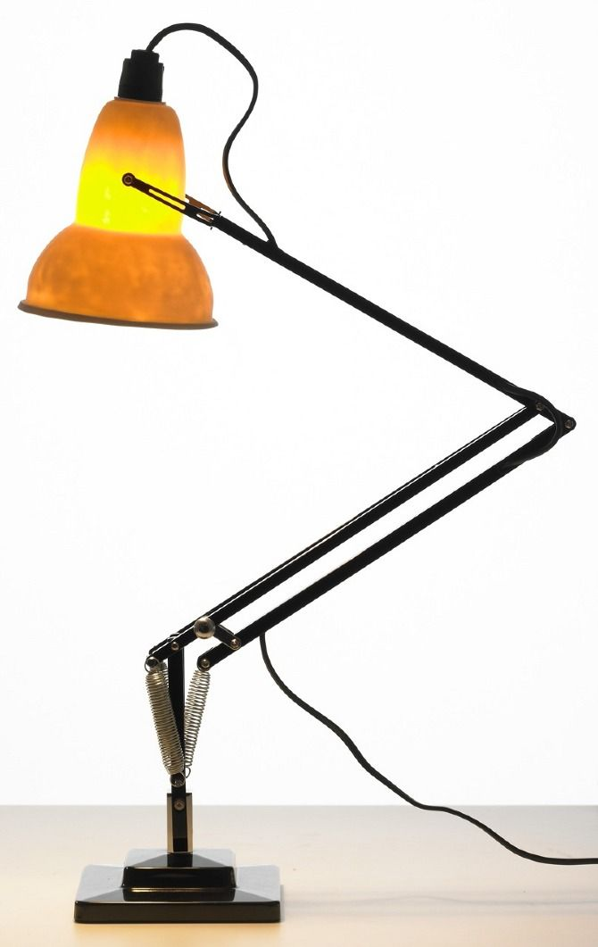 Ceramic Anglepoise By Henry Wilson Lamps Pinterest