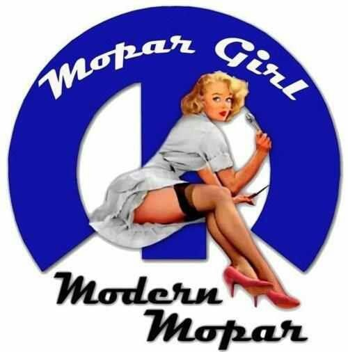 Mopar Girl
