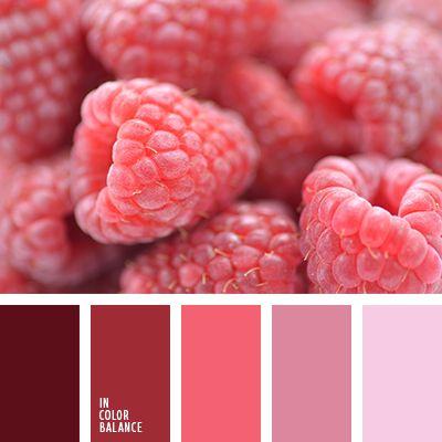 Rojos, tonalidades de rojo, naturales con @incolorbalance #ColorNatural #Rojos #Red