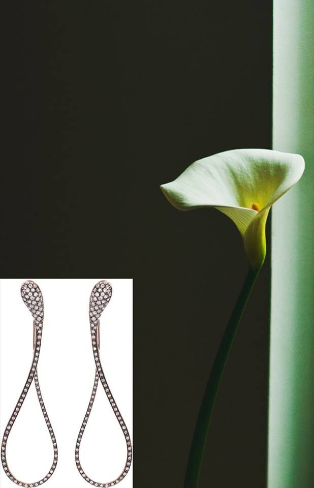 patricia papenberg jewelry Pure, rare and refined. Elika collection: a jewel that creates harmony and style. #finejewelry