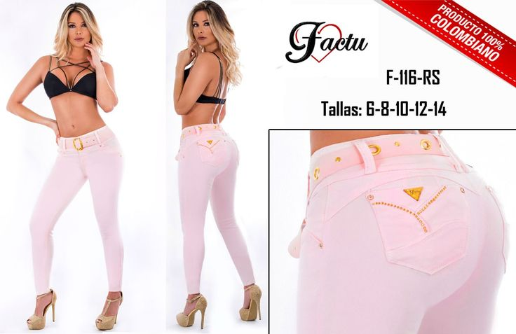 Nuevos modelos en pantalones colombianos.  Todos los modelos en: http://www.ropadesdecolombia.com/index.php?route=product/category&path=112    #novedades #Jeans #pantalones #pushup #levantacola #PantalonesColombianos #moda #ropa #colombia