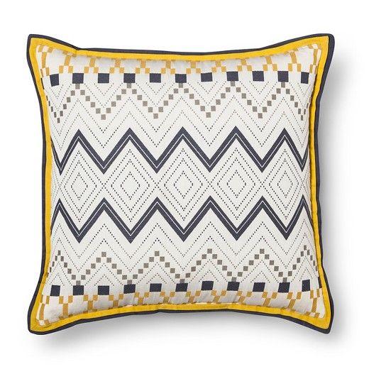 Woven Global Oversized Throw Pillow - Room Essentials™ : Target