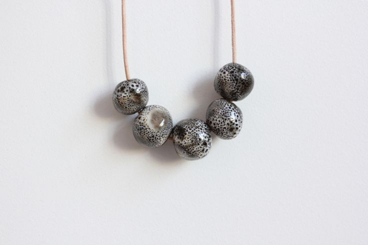 Speckles Necklace
