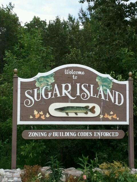 Sugar Island Ferry Michigan