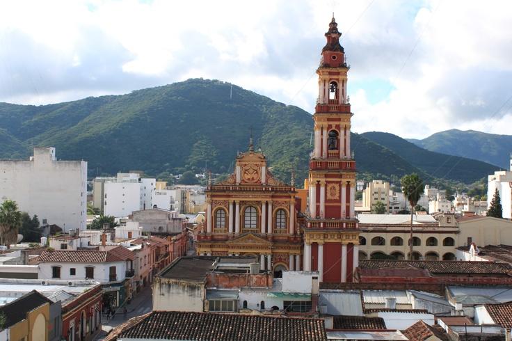 """Salta, Argentina. Le llaman """"La linda"""" y es la definición perfecta."""