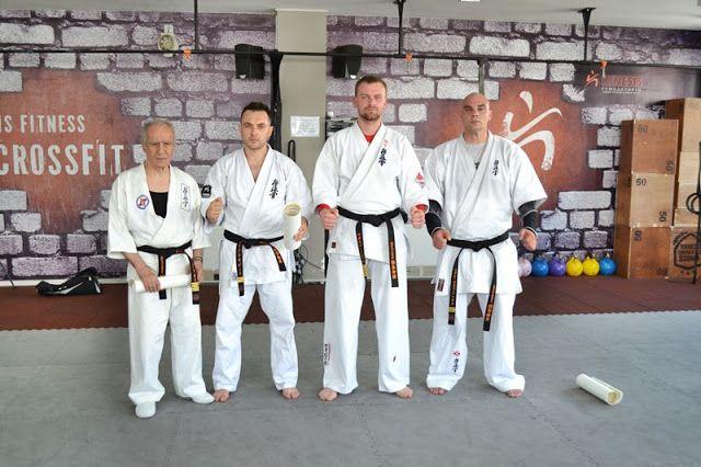 ΓΝΩΜΗ ΚΙΛΚΙΣ ΠΑΙΟΝΙΑΣ: Εξετάσεις για 3ο  Dan στο  Kinesis Fight Club Kilk...