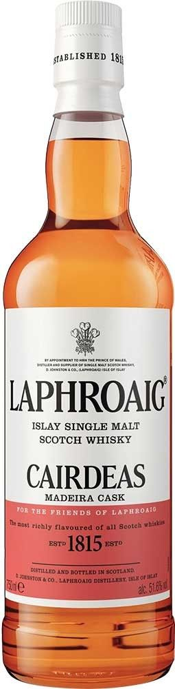 Laphroaig Cairdeas 2016 Edition Madeira Cask Islay Single Malt Scotch Whisky | @Caskers