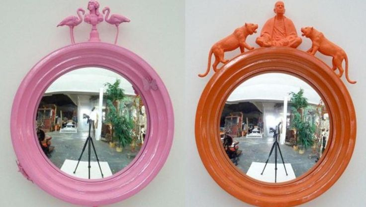 Funky Bathroom Mirrors Funky Bathroom Mirrors Funky Wall Mirrors Large Funky Wall Mirrors Funky: Different! Cute In Kids Bathroom