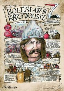 Bolesław Krzywousty - Poczet królów polskich