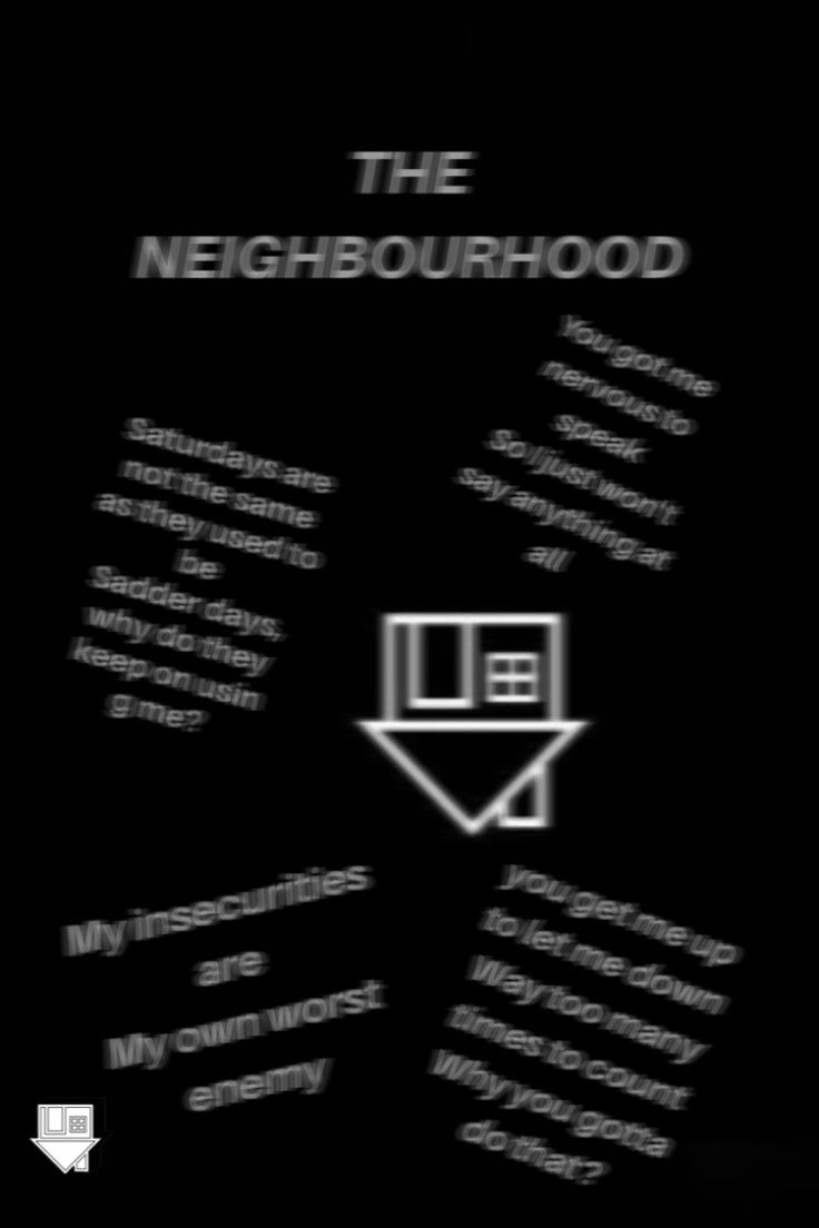 147 best the neighbourhood images on pinterest lyrics music the neighbourhood clara kristyandbryce Images
