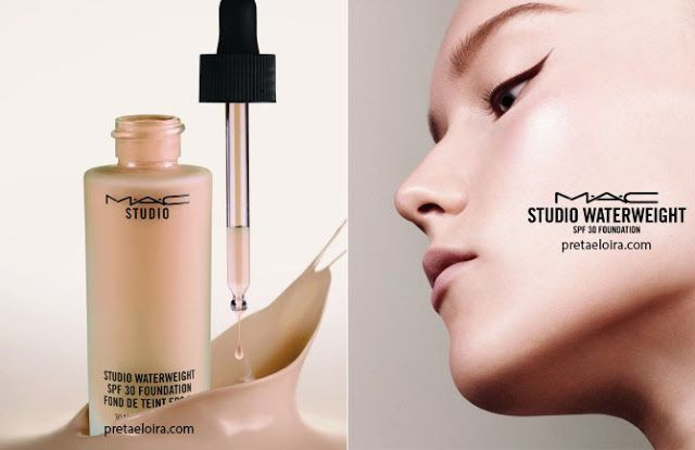 MAC's Studio Waterweight Foundation + Smashbox Camera Ready BB Water = exact same formula / dupe. Released through different brands under same umbrella company (Estee Lauder Group). Smart.