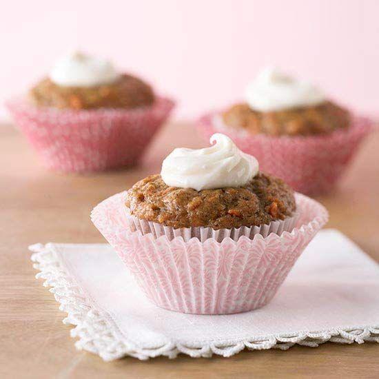 ... Carrot Cakes, Shredded Carrots, Carrot Cake Cupcakes, Cupcake Recipe