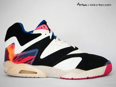 The 50 Greatest Tennis Sneakers of All Nike Air Tech Challenge IV