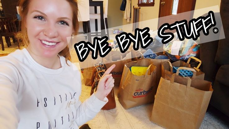DECLUTTERING OUR ENTIRE HOUSE! | spring cleaning SERIES part 1 |extreme …