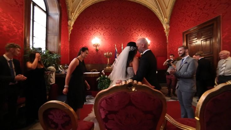Sharon + Jason wedding in Rome