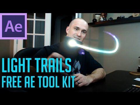Light Painting | Free AE Toolkit - YouTube
