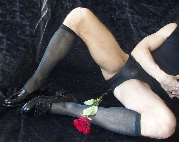 For the love of sheer socks : Photo