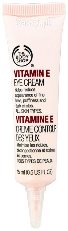 The Body Shop Vitamin E Eye Cream 15 ML