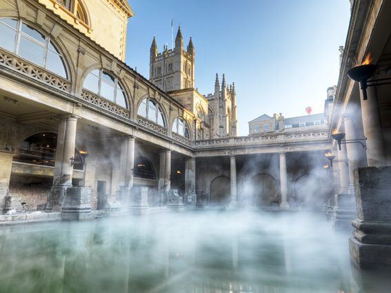 At Bath the Roman waters never smelled so evil until now at http://www.edwardwarethrillers.org when Edward meets his nemesis in Key to Lawrence, 1934 Plot, and other thrillers on Amazon.com. Follow Ware Hall's board at http://www.pinterest.com/lindabcargill/in-the-tradition-of-ware-hall. Bath is in the vicinity of Ware Hall.