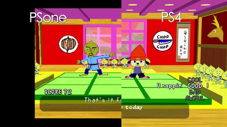 Parappa the Rapper PS4 releases exactly a month today. Who's hyped! [IMAGE] #Playstation4 #PS4 #Sony #videogames #playstation #gamer #games #gaming