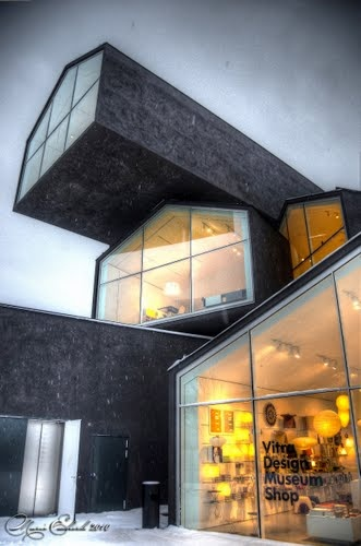 Vitra Design Museum - Germany
