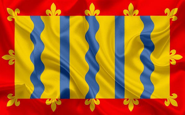 Descargar fondos de pantalla El condado de Cambridgeshire Bandera, Inglaterra, banderas de inglés de los condados, la Bandera de Cambridgeshire, British Condado de Banderas, bandera de seda, en el condado de Cambridgeshire