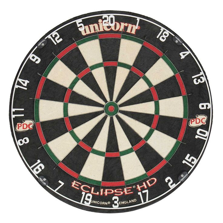 Unicorn Eclipse HD TV Edition Bristle Dartboard It is safe to say that you are here because you are one of those persons who is very interested in dart games. Dart is now popular throughout the world. It is not merely an indoor game, it is one of the games that considered to be in ...