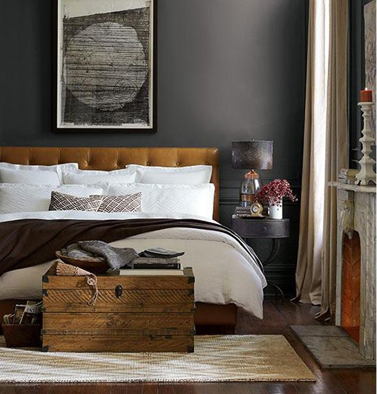 les essentiels d une chambre cosy photos barns and deco. Black Bedroom Furniture Sets. Home Design Ideas