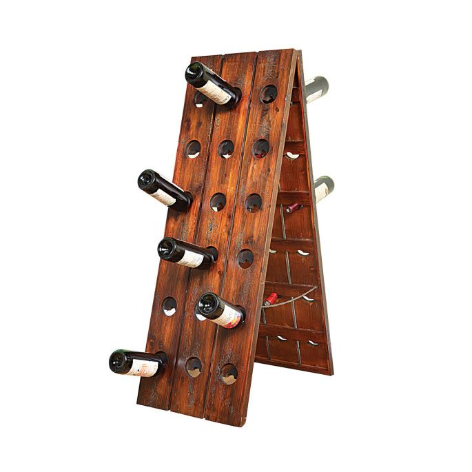 39 best images about wine rack on pinterest dark stains for Floor wine rack
