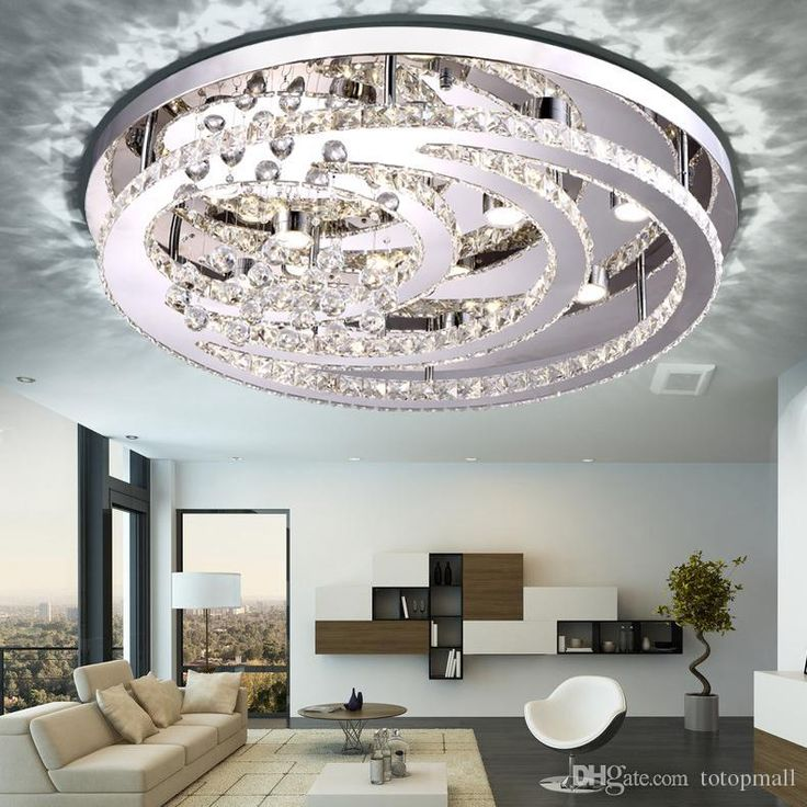 new design k9 crystal led chandelier ceiling lights for living room bedroom modern pendant lamp indoor - Led Lights For Dining Room