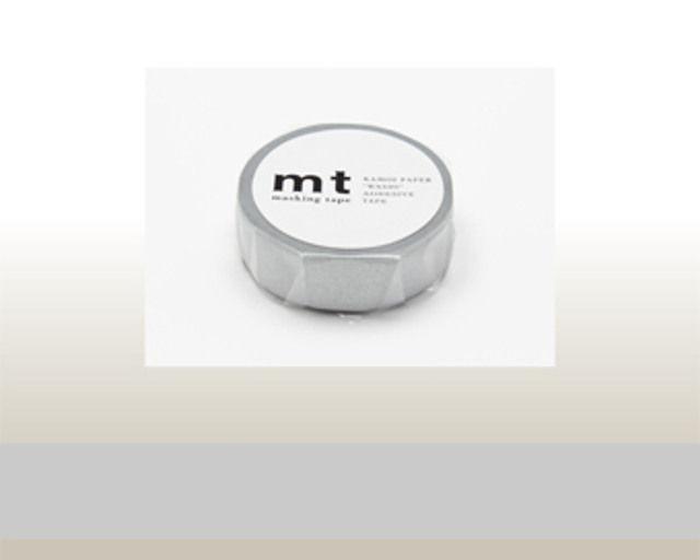 Washi Tape MT Silver