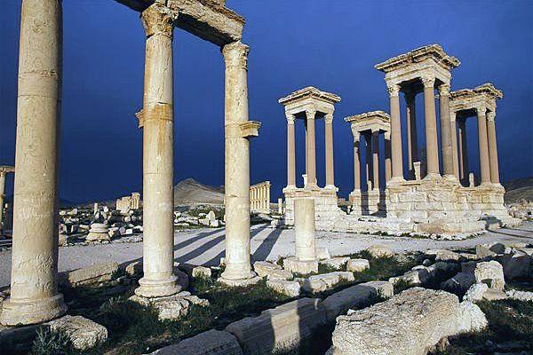 Risolto il mistero di Palmira, la città perduta..