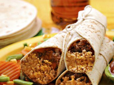 Pork & Rice El Dorado - have you ever seen anything more beautiful? Click through for the recipe!