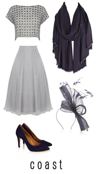 Lovely ideas for winter wedding outfit