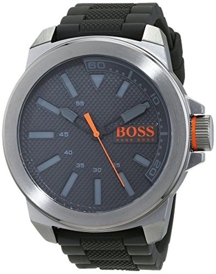 Hugo Boss Orange 1513005 Montre pour homme à quartz, affichage classique analogique et bracelet en silicone 2017 #2017, #Montresbracelet http://montre-luxe-homme.fr/hugo-boss-orange-1513005-montre-pour-homme-a-quartz-affichage-classique-analogique-et-bracelet-en-silicone-2017/
