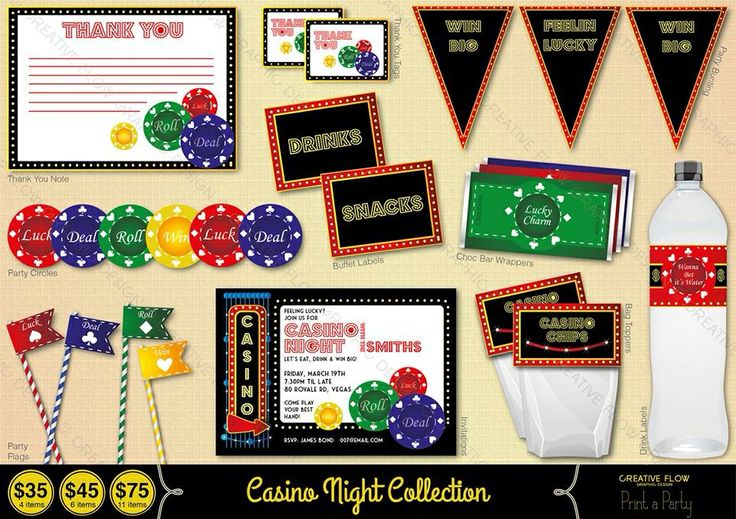 Casino Night Collection