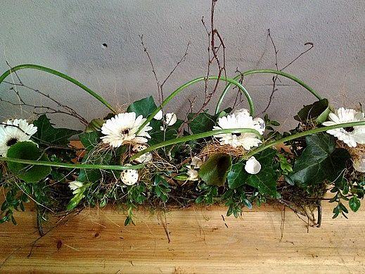 Workshop bloemschikken voorjaar/pasen/zomer 2015
