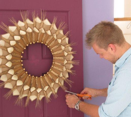 как сделать восковые цветы для свадебного венка - Пошук Google