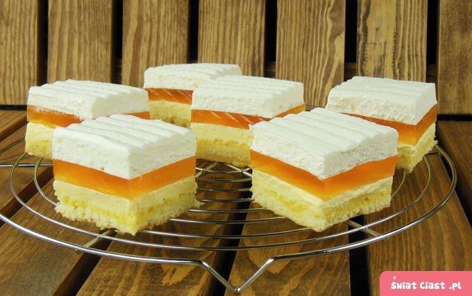 Ciasto Lambada - Swiatciast.pl