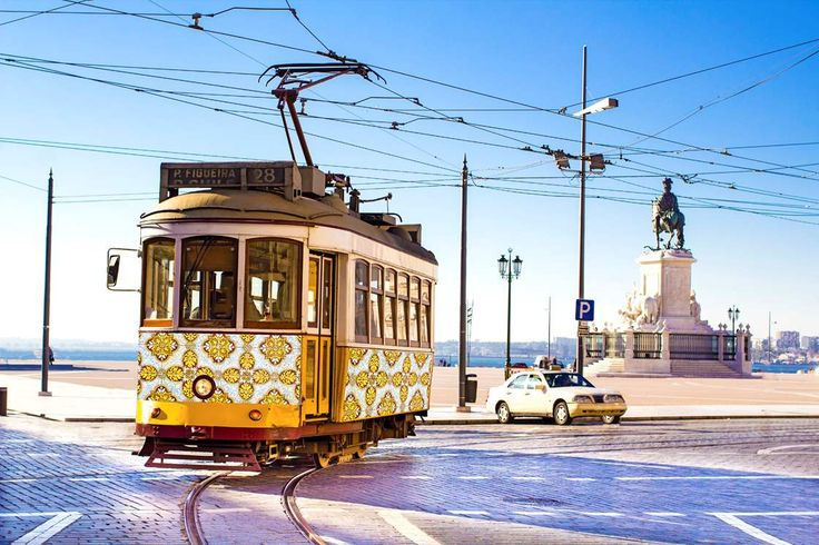 Praça do Comércio (Terreiro do Paço), Lisboa, Portugal