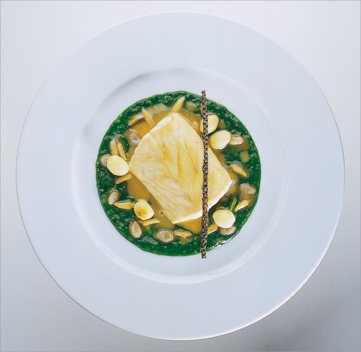 [Premium] Blanc de bar cuit au four par Alain Ducasse  #AcademieDuGout #AlainDucasse