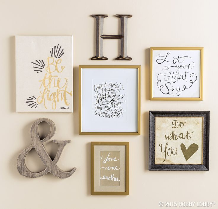 Whether your style is kooky, classic or rustic-chic, we've got plenty of inspiration (and some valuable tips and tricks) to get you on your way to a beautiful gallery wall.