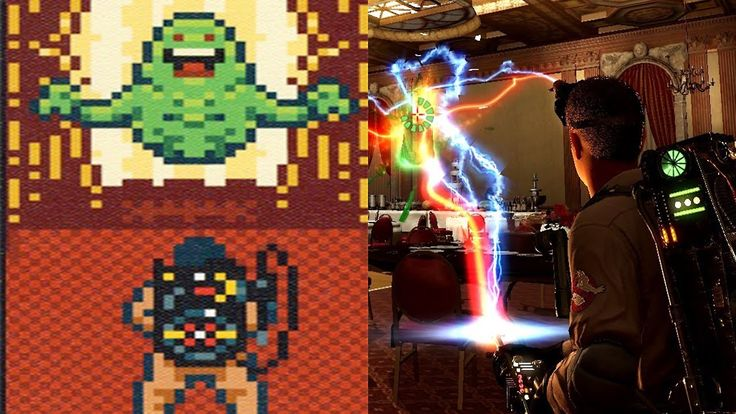 [Video] Evolution of GhostBusters Games #Playstation4 #PS4 #Sony #videogames #playstation #gamer #games #gaming