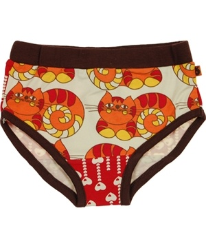 i want to learn how to make the girls' undies...