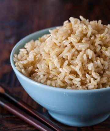How to Microwave Brown Rice featured-0312