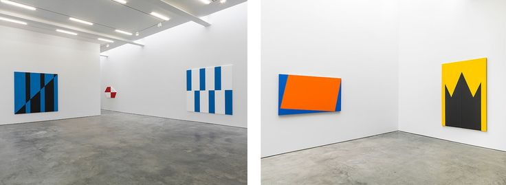Powerhouse Painter Carmen Herrera Inaugurates Lisson's New York Gallery