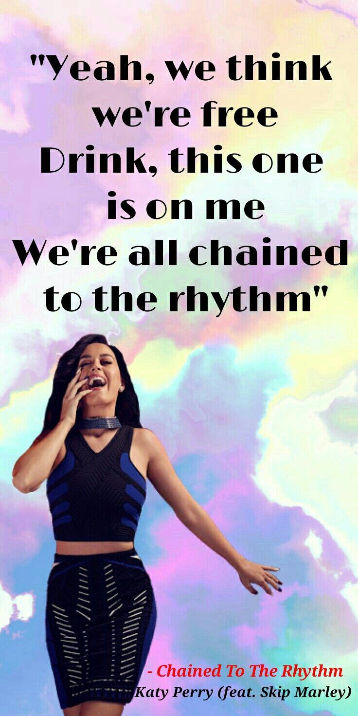 Plastic bag katy perry lyrics - Katy Perry Chained To The Rhythm Feat Skip Marley Lyrics