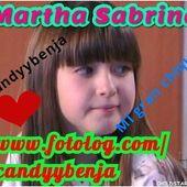 MARTHA SABRINA MARTÍNEZ