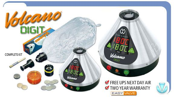 Volcano vaporizer. The Holy grail. Click pic for link.